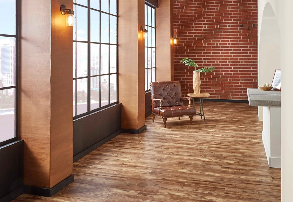 LVT Wood Flooring