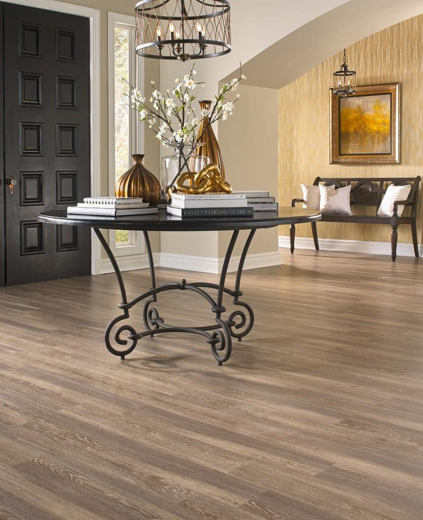 Wood LVT Flooring