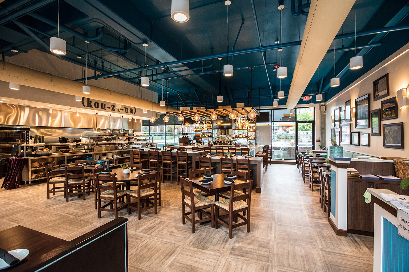 Lake House featured at Ji-Roz Restaurant  |  Greenville, SC  (Photo Credit: Firestine Photography)