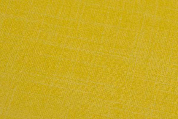 Yellow Linen Closeup