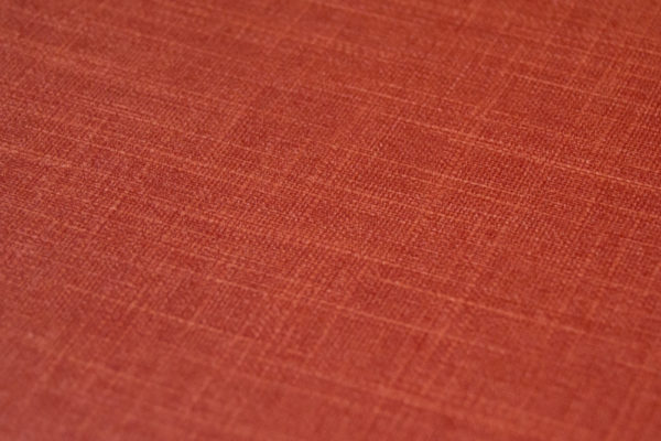 Red Linen Closeup