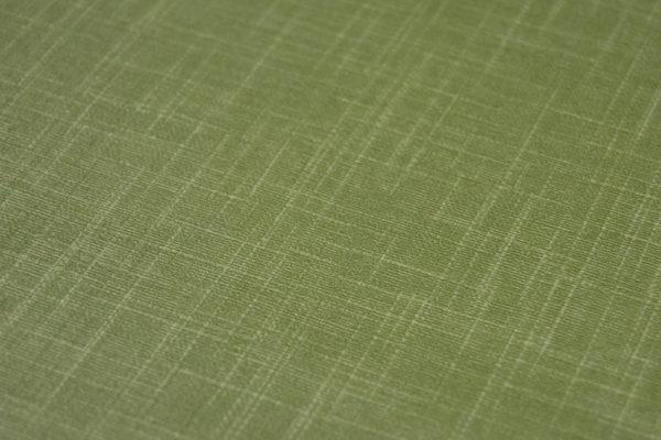 Green Linen Closeup