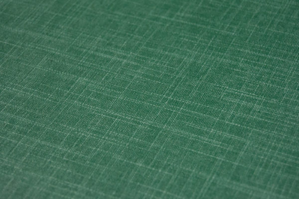 Green Linen Closeup