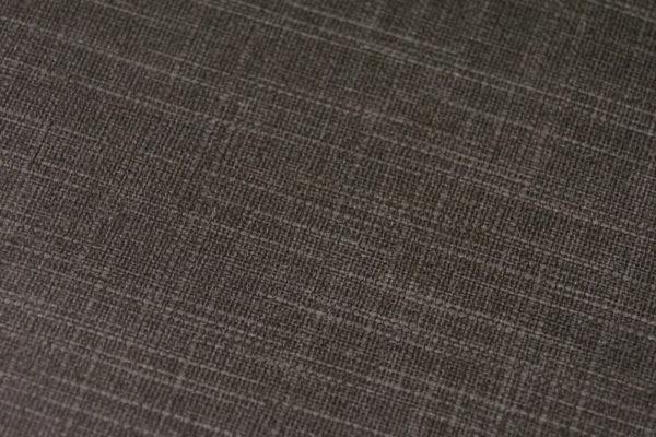 Dark Grey Linen Closeup